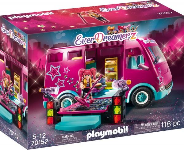 PLAYMOBIL® 70152 EverDreamerz Tour Bus