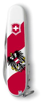 """VICTORINOX 1.3603.7E29 Spartan """"AUSTRIA"""" white"""