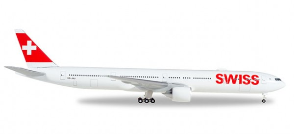 HERPA 529136-002 Swiss International Air Lines Boeing 777-300ER