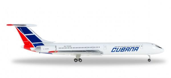HERPA 529365 Cubana Ilyushin IL-62M