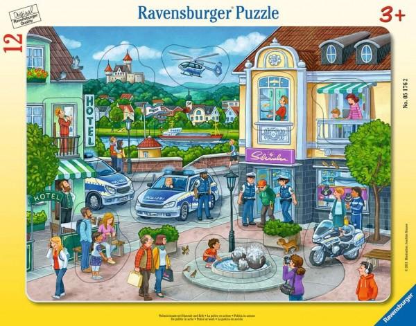Ravensburger 05176 Polizeieinsatz mit Hannah und Erik