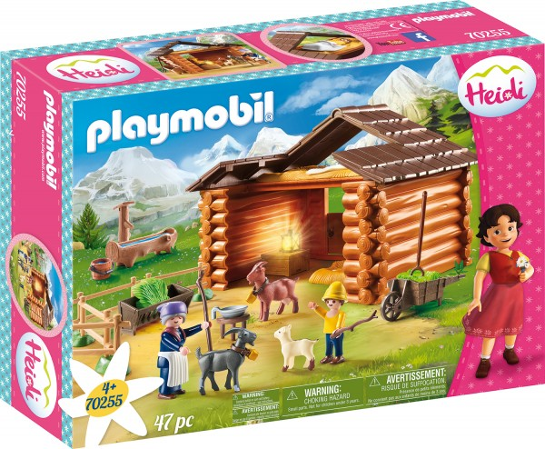 PLAYMOBIL® 70255 Peters Ziegenstall