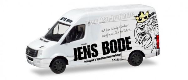 """HERPA 093682 VW Crafter Kasten Hochdach """"TSU Bode"""""""