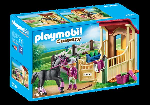 "PLAYMOBIL® 6934 Pferdebox ""Araber"""