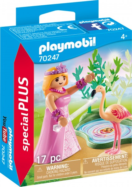 PLAYMOBIL® 70247 Prinzessin am Teich