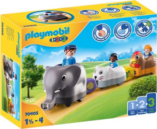 PLAYMOBIL® 70405 Mein Schiebetierzug