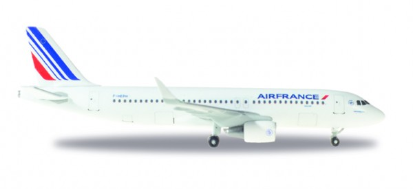 HERPA 530606 Air France Airbus A320 - F-HEPH