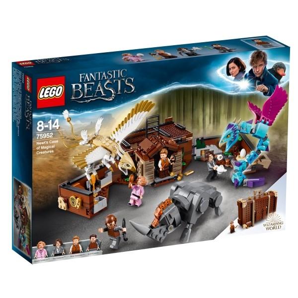 LEGO® Harry Potter™ 75952 Newt und seine magischen Tierwesen 694 Teile