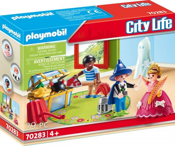 PLAYMOBIL® 70283 Kinder mit Verkleidungskiste