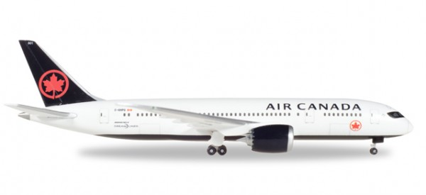 HERPA 530613 Air Canada Boeing 787-8 Dreamliner - new colors 2017 - C-GHPQ