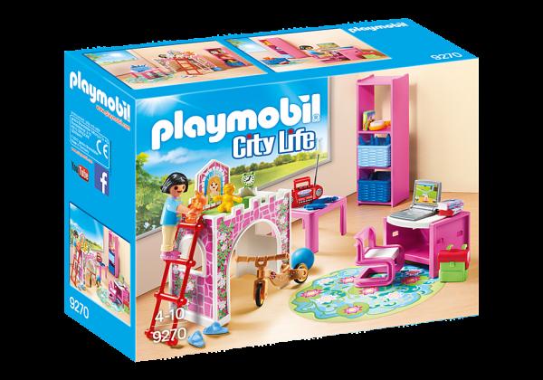 PLAYMOBIL® 9270 Fröhliches Kinderzimmer