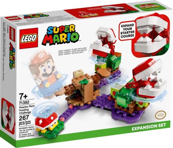 LEGO® Super Mario 71382 Piranha-Pflanzen - Herausforderung # Erweiterungsset