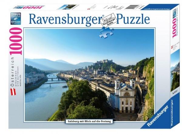 Ravensburger 89 351 5 Salzburg mit Blick auf die Festung