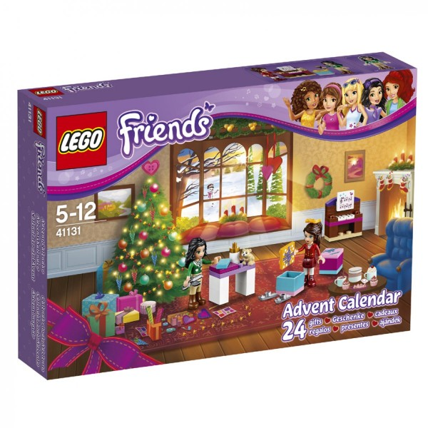 LEGO® 41131 Friends Advents Kalender 2016