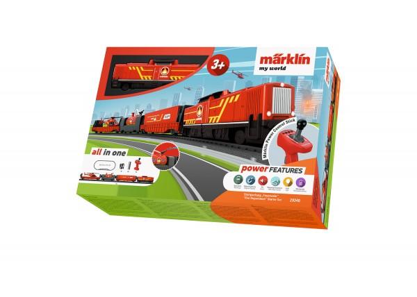 """Märklin 29340 my world - Startpackung """"Feuerwehr"""""""