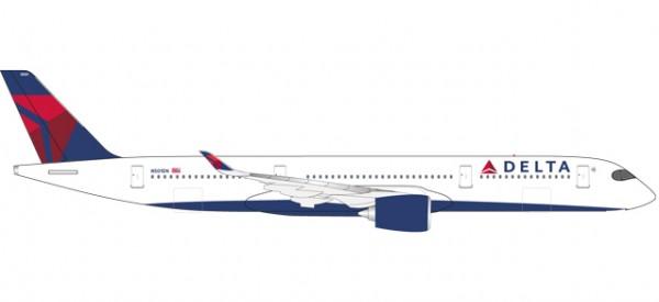 HERPA 530859 Delta Air Lines Airbus A350-900 XWB - N501DN