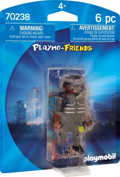 PLAYMOBIL® 70238 Playmo-SEK-Polizist