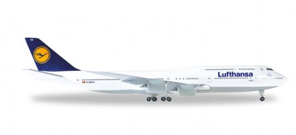 HERPA 516068-005 Lufthansa Boeing 747-8 Intercontinental