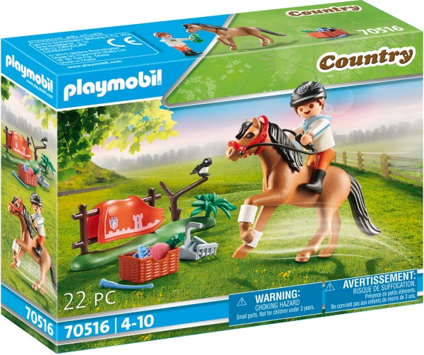 "PLAYMOBIL® 70516 Sammelpony ""Connemara"""