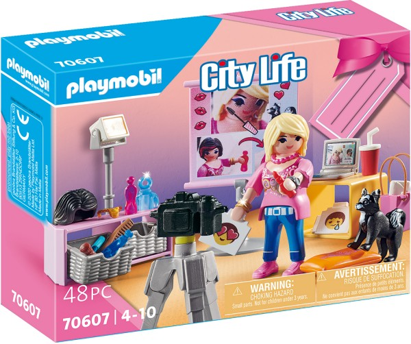 "PLAYMOBIL® 70607 Geschenkset ""Social Media Star"""