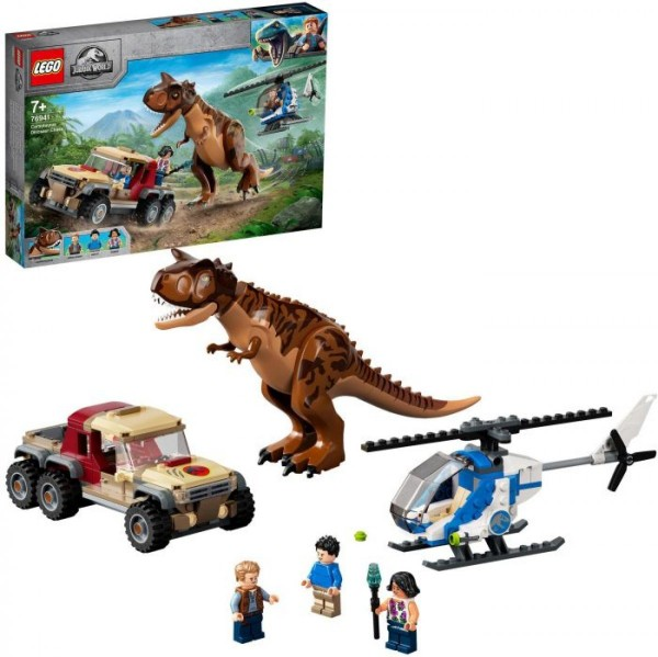LEGO® Jurassic World# 76941 Verfolgung des Carnotaurus