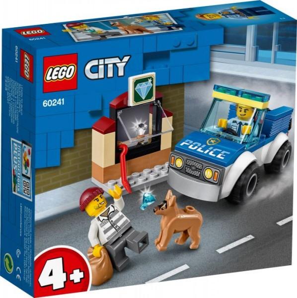 LEGO® City 60241 Polizeihundestaffel