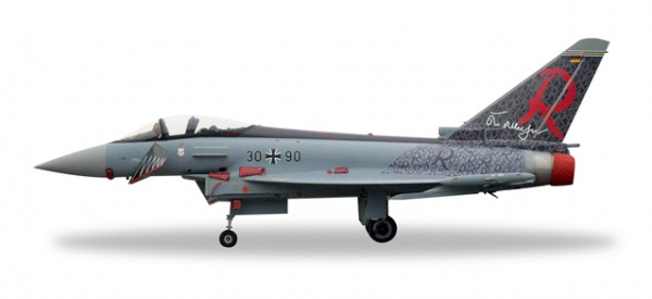 "HERPA 580182 Luftwaffe Eurofighter Typhoon - TaktLwG 71 ""Richthofen"""