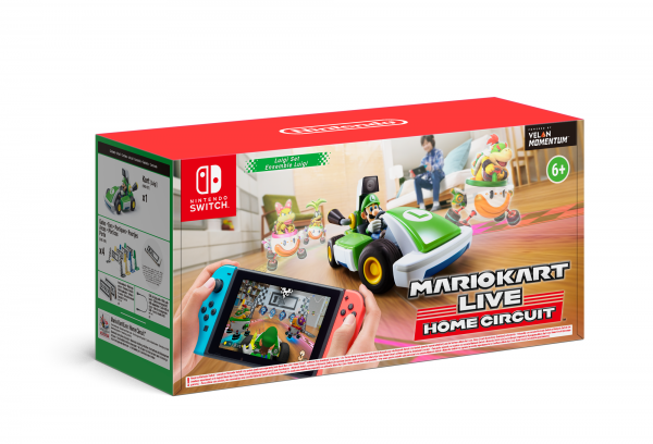 NINTENDO® 10004752 Mario Kart Live: Home Circuit - Luigi