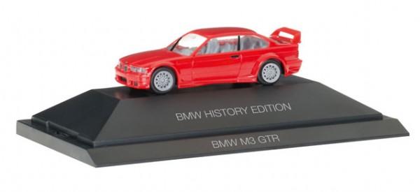 "HERPA 102056 BMW M3 GTR ""BMW History Edition"""