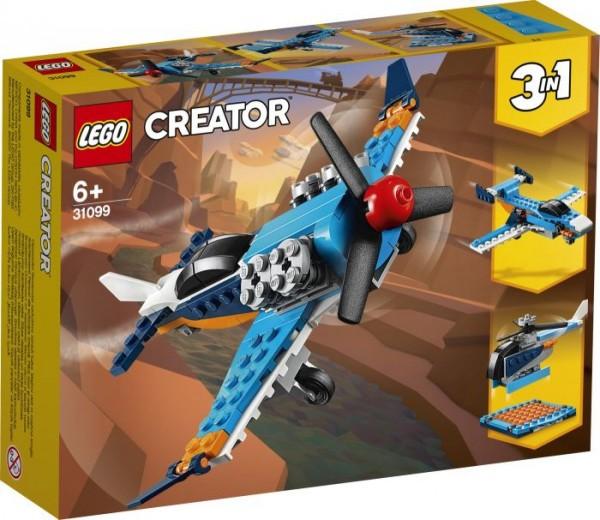LEGO® Creator 31099 Propellerflugzeug