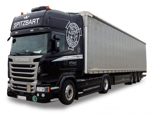 HERPA 932530 Scania R13 Sattelzug - Spitzbart