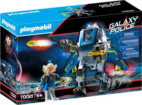 PLAYMOBIL® 70021 Galaxy Police-Roboter