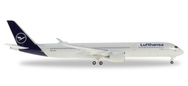 532983 Lufthansa Airbus A350-900 - new colors