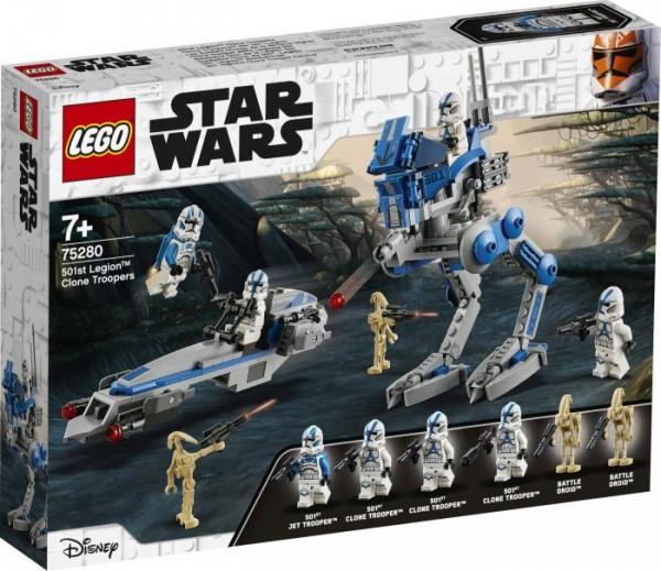 LEGO® Star Wars 75280 Clone Troopers# der 501. Legion