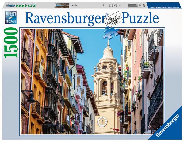 Ravensburger 16709 Pamplona