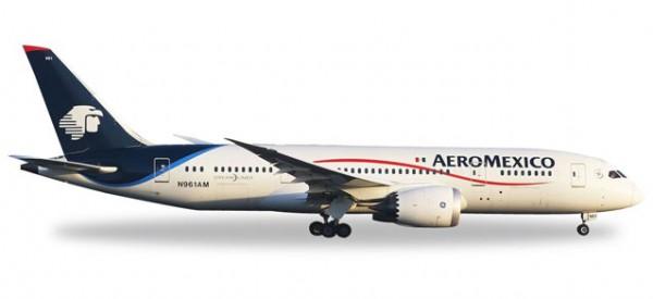 HERPA 529815 Aeromexico Boeing 787-8 Dreamliner