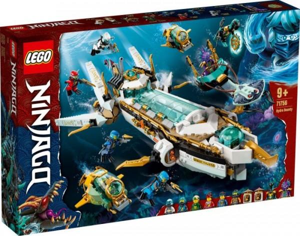 LEGO® NINJAGO 71756 Wassersegler