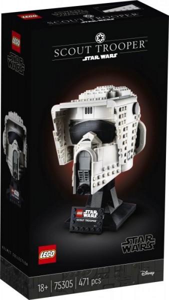 LEGO® Star Wars 75305 Scout Trooper Helm
