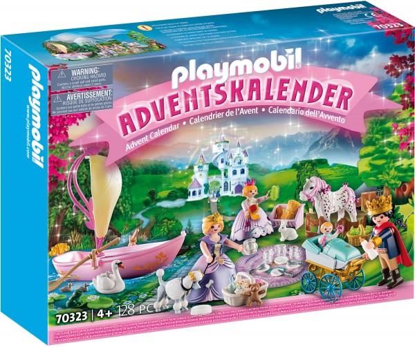PLAYMOBIL® 70323 Adventskalender Königliches Picknick im Park