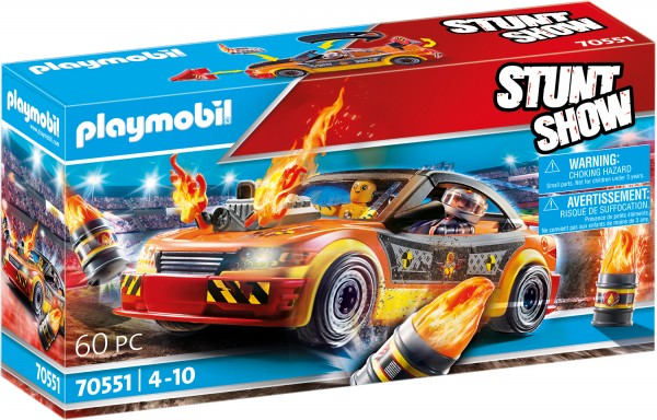 PLAYMOBIL® 70551 Stuntshow Crashcar