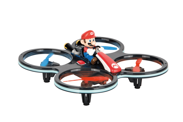 CARRERA 370503024 2,4GHz Mini Mario-Copter