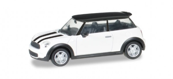 HERPA 023627-002 Mini Cooper S™ pepper white