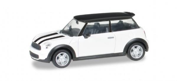 HERPA 023627-002 Mini Cooper S™ pepper white