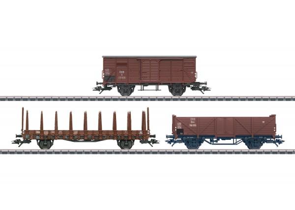 Märklin 46392 Güterwagen-Set