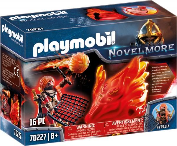 PLAYMOBIL® 70227 Burnham Raiders Feuergeist und Hüterin des Feuers
