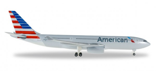 HERPA 529648 American Airlines Airbus A330-200