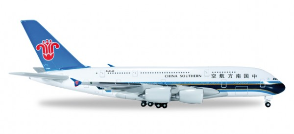 HERPA 520928-001 China Southern Airlines Airbus A380