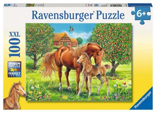 Ravensburger 10 577 9 Pferdeglück auf der Wiese-Copy