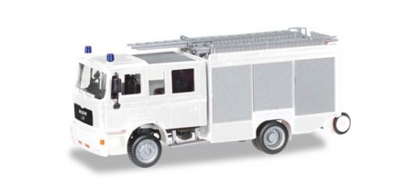 """HERPA 012898 Minikit MAN M 2000 Löschfahrzeug HLF 20 """"Feuerwehr"""""""
