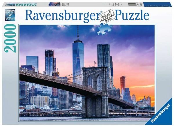 Ravensburger 16011 Von Brooklyn nach Manhatten